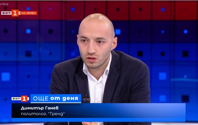 """Димитър Ганев, """"Тренд"""": ГЕРБ ще запази лидерската си позиция като брой областни кметове"""