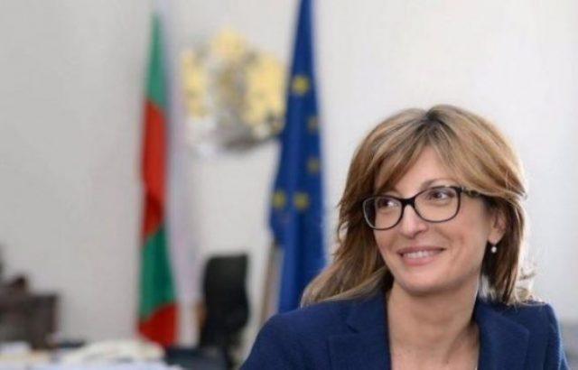 Екатерина Захариева ще приеме колегата си от Словакия