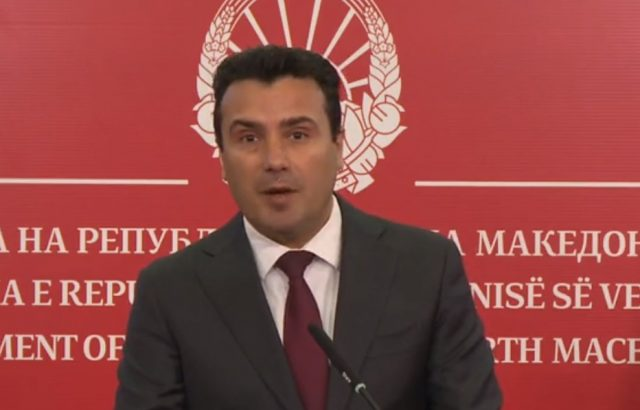 Зоран Заев не се отказва – пак ще се кандидатира за премиер