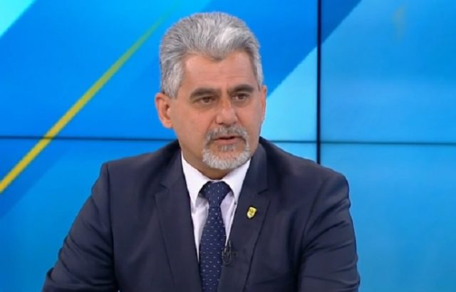 Кандидат-кметът на ВМРО проф. Михов: Велико Търново се нуждае от стратегическо планиране