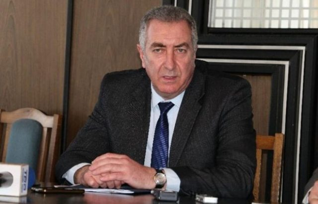Кандидатът на ГЕРБ за кмет ан Видин на среща с учители