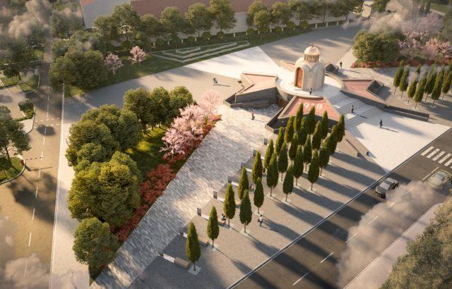 Йорданка Фандъкова обеща храм-паметник на загиналите в Първата световна война в Оборище