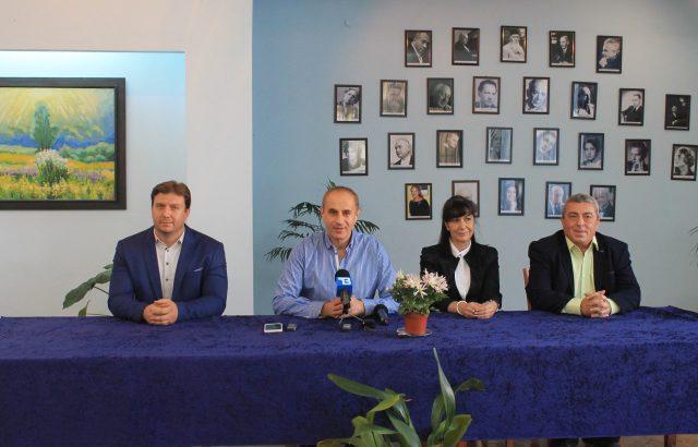 Кандидатът на ГЕРБ/СДС за кмет на Кюстендил Петър Паунов: Приоритетът е модерна и здравословна среда за всеки