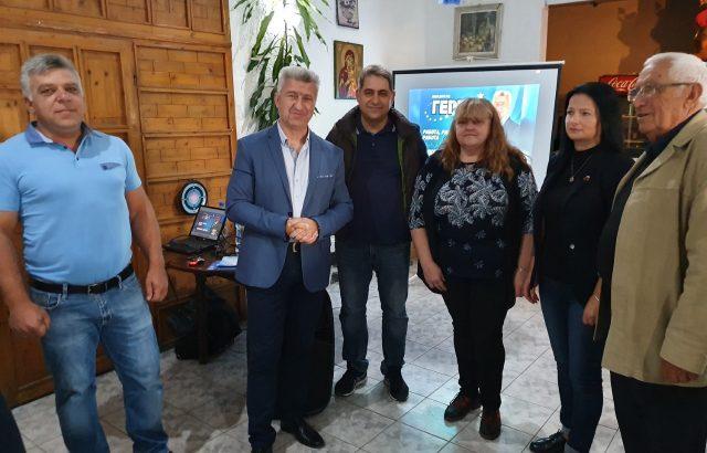 Кандидатът на ГЕРБ за Пещера Николай Зайчев: Кметството в Радилово ще има достъпен център за административни услуги