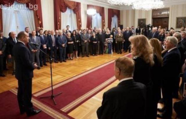 Президентът пред почетните консули на България: Основен приоритет е защита правата на българските граждани