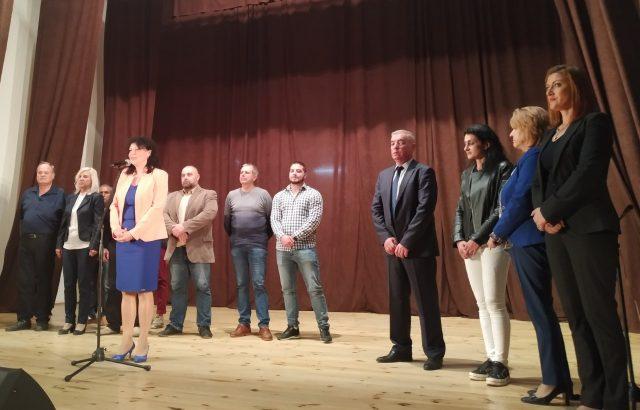 Кандидатката на ГЕРБ за Созопол обеща много инфраструктурни проекти в Черноморец