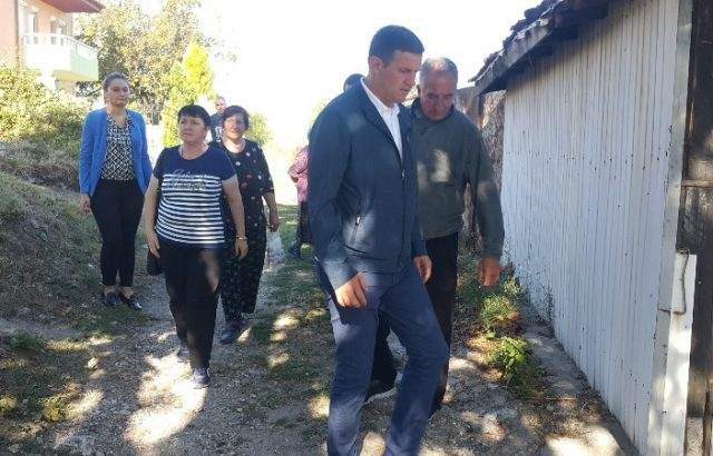 Кандидатът на ГЕРБ за кмет в Хасково Станислав Дечев: Никой не е по-голям от хляба
