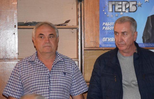 Огнян Ценков подкрепи кандидатурата на Венцислав Кирилов за кмет на кметство Буковец