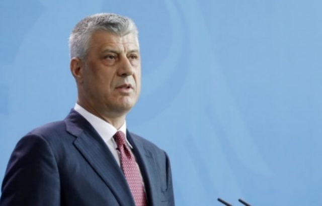 Хашим Тачи пита отровени ли са били служителите от косовската ЦИК