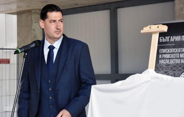 """Иван Тотев: Надявам се да завърша мандата си като шеф на """"Пловдив 2019"""""""