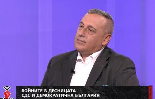 Антон Койчев: Най-малко Манолова може да говори за борба срещу статуквото
