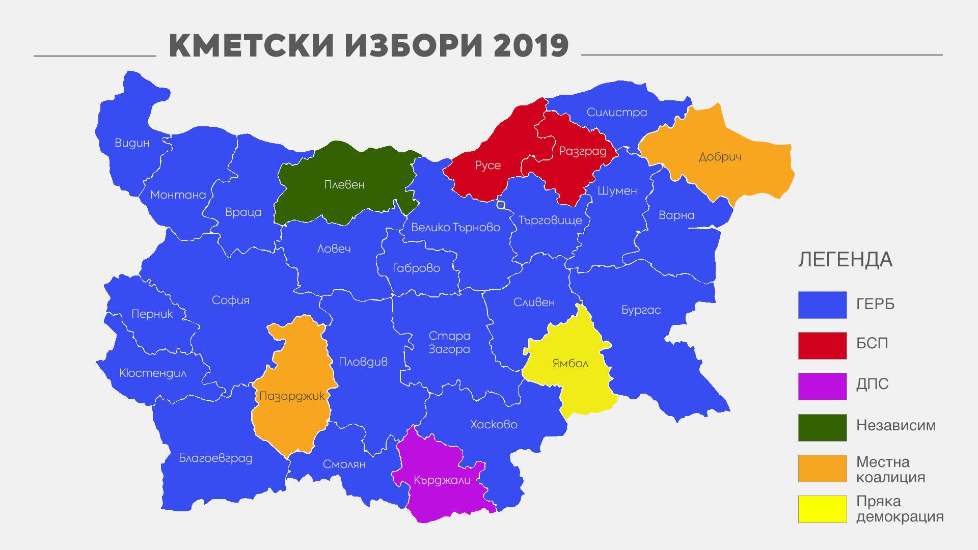 Vizhte Kak Se Ocveti Blgariya I Koi Gradove Gerb Specheli Ot Raz