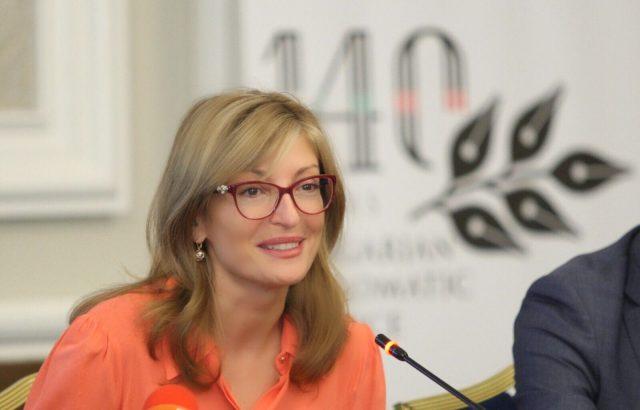 Захариева: България успява да поддържа приятелство с държави с различни позиции