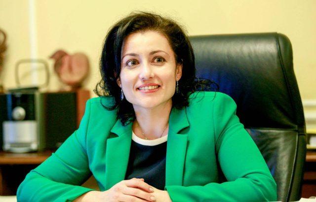 Десислава Танева ще участва в конференция на екологична тема на 22-ри октомври