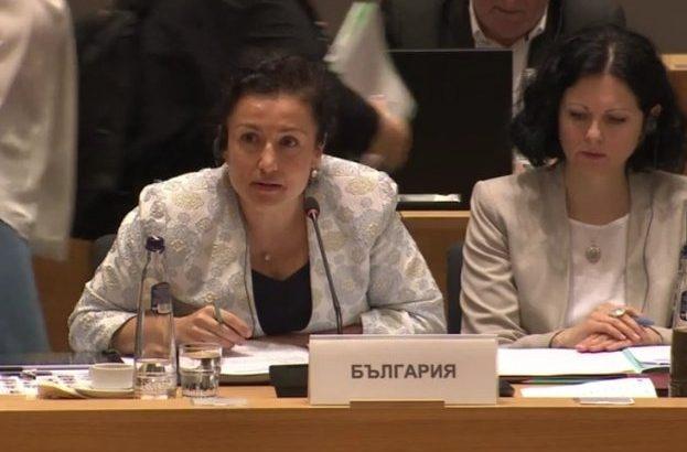 Десислава Танева: България поддържа доброволното прилагане на екосхемите
