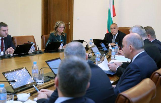 Правителството провежда редовното си заседание