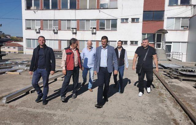 Кандидат-кметът на ГЕРБ за Хасково: Диалог с работодателите е в полза на града