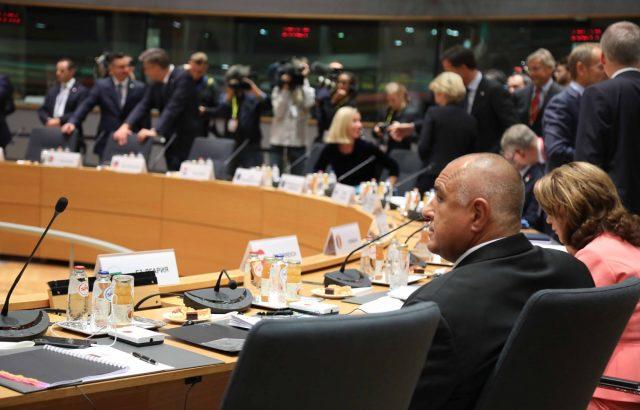 Започна заседанието на ЕС