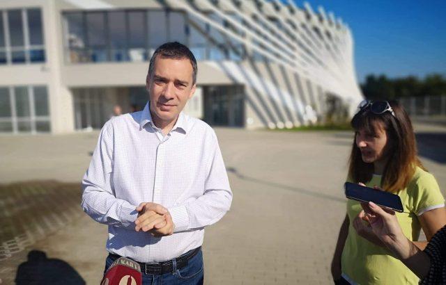 Димитър Николов предвижда нови мащабни инфраструктурни проекти за Бургас