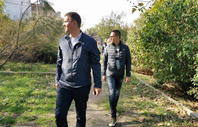 Станислав Дечев се срещна с граждани