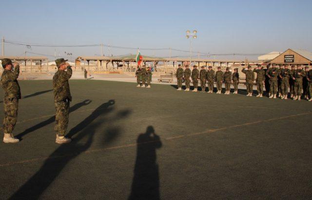 Изпращаме наши военни в Афганистан
