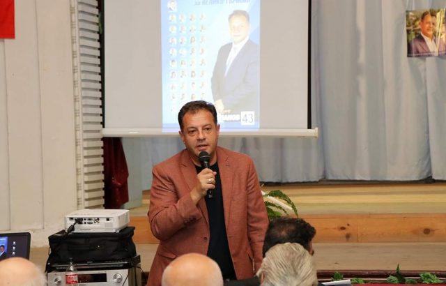 Даниел Панов получи силна подкрепа от жители на село Балван