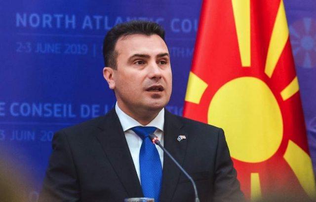 Заев: Mакедонското правителство ще падне, ако не получим дата от ЕС