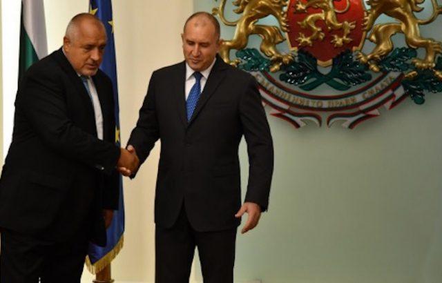Борисов отива при Румен Радев заради Турция и Сирия