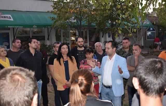 Калин Каменов: Една община не се управлява от кабинет, а навън сред хората