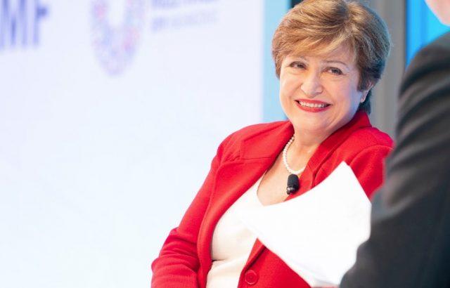 Кристалина Георгиева към жените: Никога не си съгласявайте да бъдете по-ниско платени от колегите си мъже!