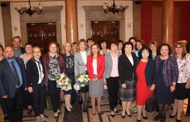 Церовска получи силна подкрепа от министри, зам.-министри, народни представители и научната общност