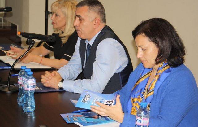 И министър Петя Аврамова пожела успех на Стефан Радев