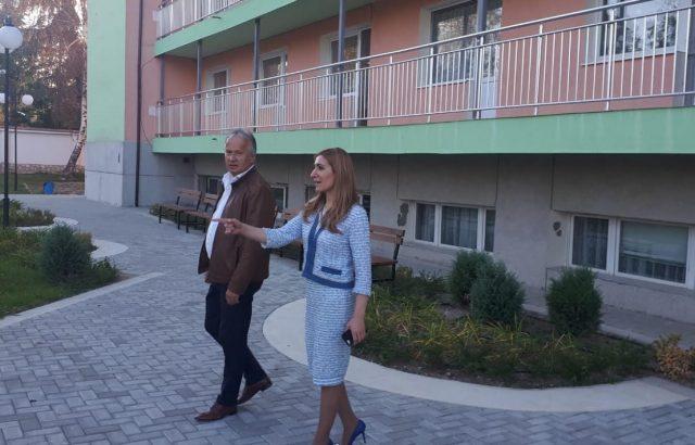 Областният координатор на ГЕРБ София област: Община Долна Баня е образец за развитие