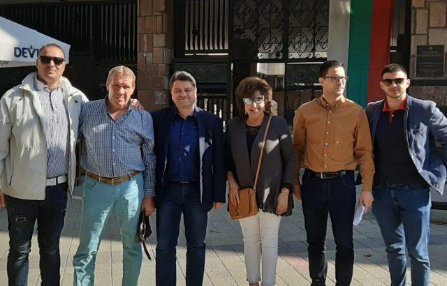 Красимир Ципов в Пазарджик: Инж. Иван Панайотов ще бъде успешен кмет на града