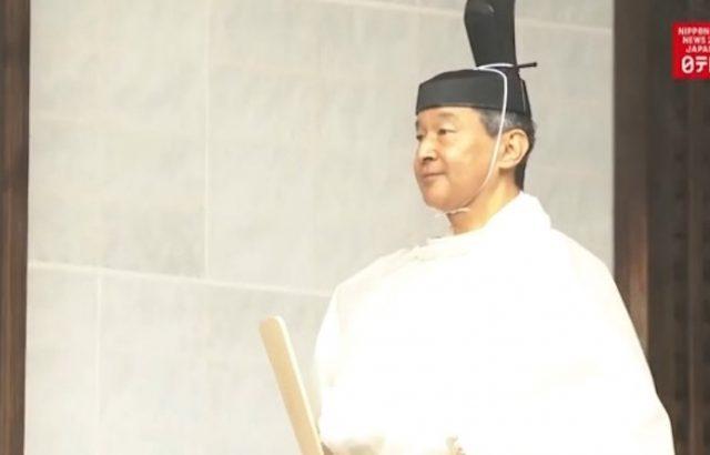 Радев присъства на интронизацията на новия японски император