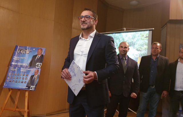 Христо Парашкевов, кандидат за кмет на Каблешково: Целта ми е една – красив град, който да задържа младите хора