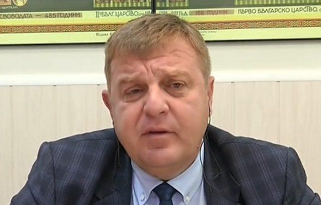 Каракачанов не е мислил още за кой може да гласува при балотаж в София