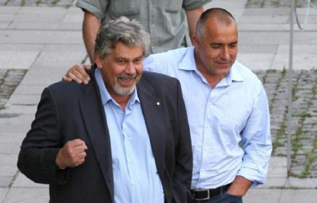 Борисов за Стефан Данаилов: С теб съм!