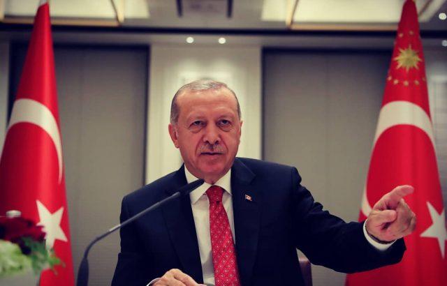 Ердоган:  Никога няма да обявя примирие на Сирия