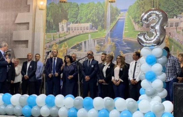 Теменужка Петкова подкрепи кандидат-кмета на ГЕРБ за Омуртаг
