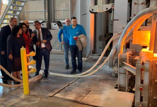 Петкова очаква подобряване на енергийната ефективност в Търговище