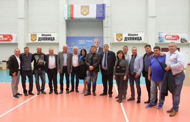 Методи Чимев получи силна и категорична подкрепа за трети мандат от спортисти и клубове в Дупница