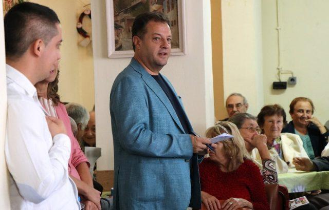 Великотърновци към кандидат-кмета на ГЕРБ: Направихте много за Велико Търново, пак ще ви изберем