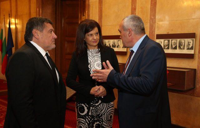 Кандидатът за кмет на Червен бряг се срещна с Дариткова: Здравеопазването е мой основен приоритет