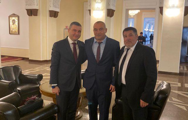 Д-р Костадинов след среща с Владислав Горанов: Подкрепата на държавата е важна