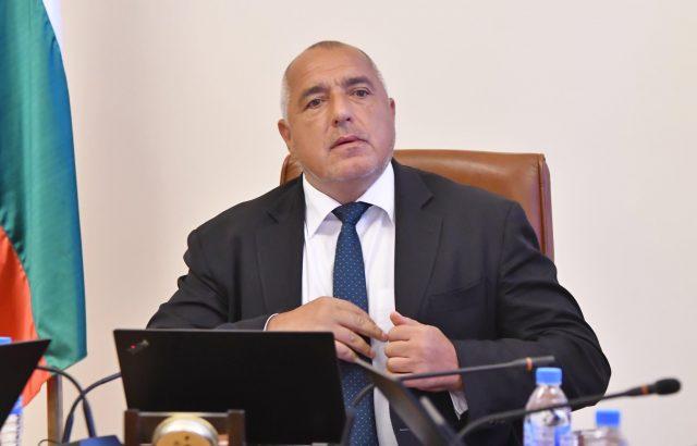 Борисов: Операцията в БФС бе планирана преди дни, просто съвпаднаха нещата